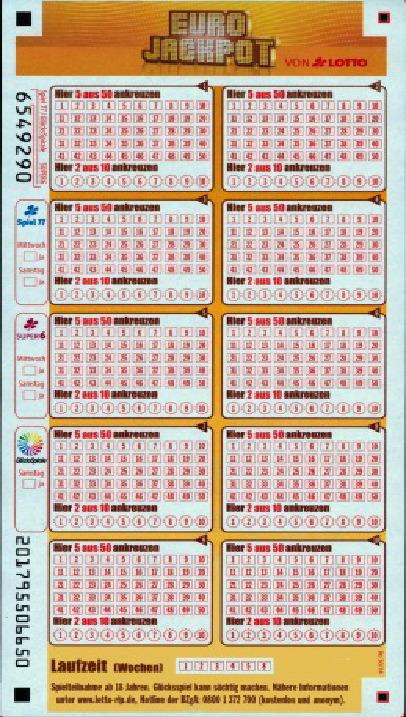 lottozahlen westlotto
